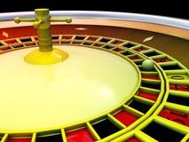 Roulette de casino Images stock
