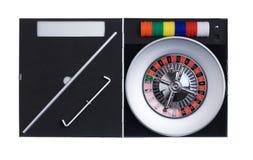 Roulette de course Images stock