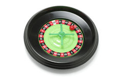 Roulette del giocattolo Fotografia Stock