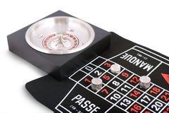 Roulette della scheda Immagine Stock