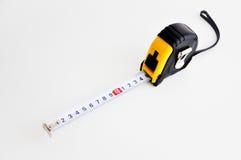Roulette dello strumento di misura Fotografia Stock