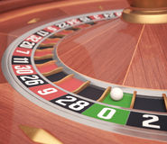 Roulette Game Stock Images