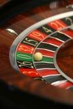 Roulette in het casino Royalty-vrije Stock Foto's