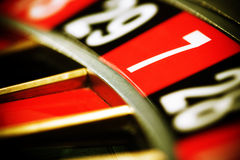 Roulette In The Casino Royalty Free Stock Images