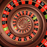 Roulette infinite immagine stock libera da diritti