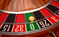 Roulette numbers Royalty Free Stock Photos