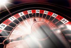 Roulette scure illustrazione di stock
