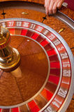 Roulette spins Royalty Free Stock Photography