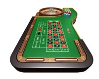 Free Roulette Table Stock Photos - 1535013