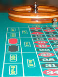 Roulette Table 2 royalty free stock photography