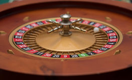 Roulette Table. A picture of Roulette Table, A Perfect To Spin Royalty Free Stock Photo