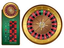 Roulette Wheel Royalty Free Stock Photo
