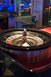 Roulette wheel and table Stock Photos