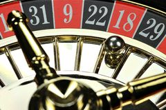 Roulette Stock Image
