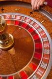 Roulettedrehbeschleunigungen lizenzfreie stockfotografie