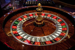 Roulettelijst Royalty-vrije Stock Afbeeldingen