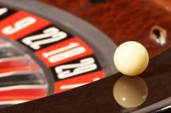 rouletterad roulettewheel Στοκ εικόνα με δικαίωμα ελεύθερης χρήσης