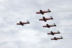 The Roulettes Stock Photo