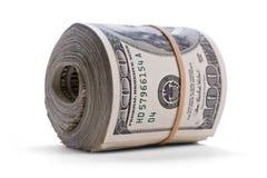 Roulis 2 d'argent Image libre de droits