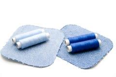 Roulis bleus d'amorçage Image stock