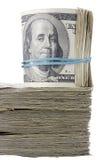 Roulis d'argent Photo libre de droits