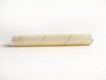 Roulis d'enveloppe en plastique Image stock