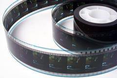 Roulis de film Image libre de droits