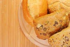 Roulis de pain Image stock