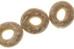 Roulis de pain en forme d'anneau Photo libre de droits