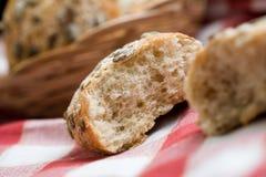 Roulis de pain frais Images stock
