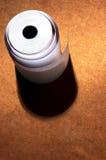 Roulis de papier de calculatrice Photographie stock libre de droits