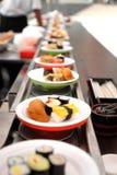 Roulis de sushi Photo libre de droits