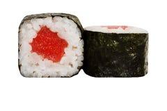 Roulis de sushi frais Photo stock