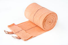 Roulis médical de bandage Photo stock
