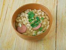 Roumain Bean Soup photo libre de droits