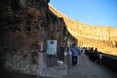 Roumain Coloseo Images stock