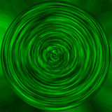 Round abstact. This picture is about green round absract stock illustration