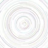Round abstract background - vector illustration from curved lines. Round abstract background - vector illustration from concentric curved lines royalty free illustration