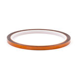 Round Adhesive Sticky New Insulation Tape Roll thermal.  Stock Photography