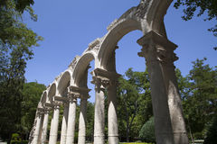 Round arches Royalty Free Stock Photo