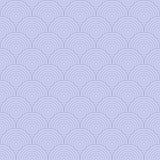 Round wzór Obraz Royalty Free