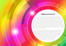 Round Background Royalty Free Stock Images