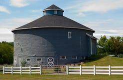 Round barn Royalty Free Stock Photo