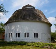 Round Barn Stock Photos