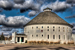 Round Barn Winery Stock Photography