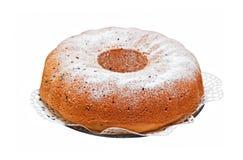 Round biscuit cake Stock Photo