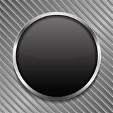 Round Black Board Royalty Free Stock Images