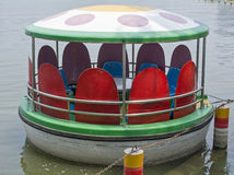 Round Boat Stock Image