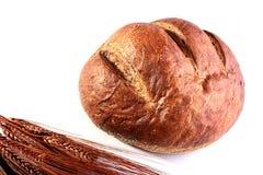 Round bread Royalty Free Stock Photos