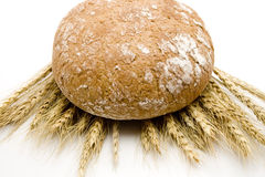 Round Bread Royalty Free Stock Photography